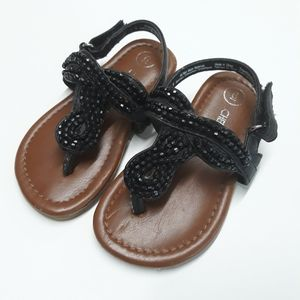 Cherokee Girls Baby Sandals